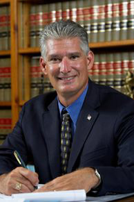 photo of Sheriff Chuck Miller